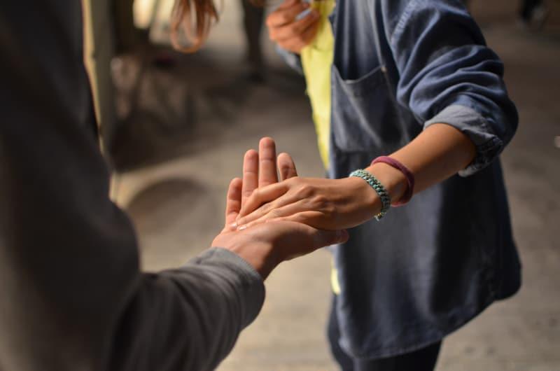 Hilfe - Weißer Ring hilft Vergewaltigung Opfern