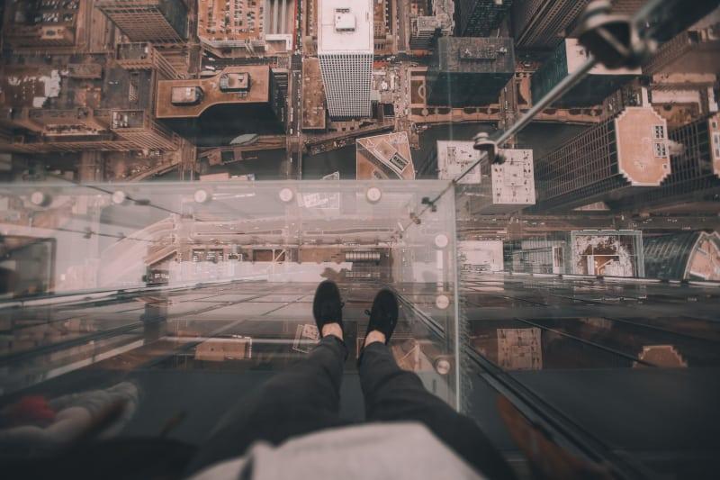 Selbstmordversuch und Verzweiflung