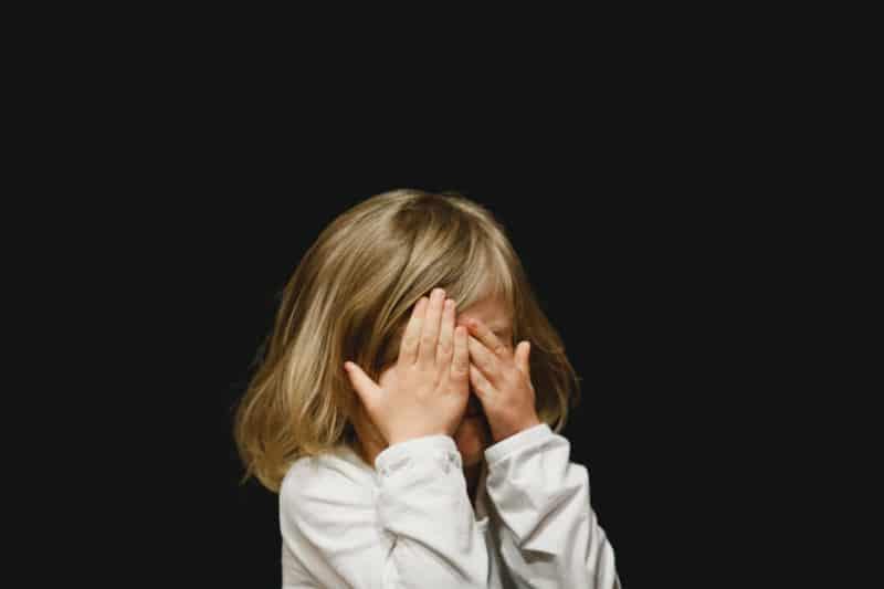 Sexueller Missbrauch in der Familie, als Kind